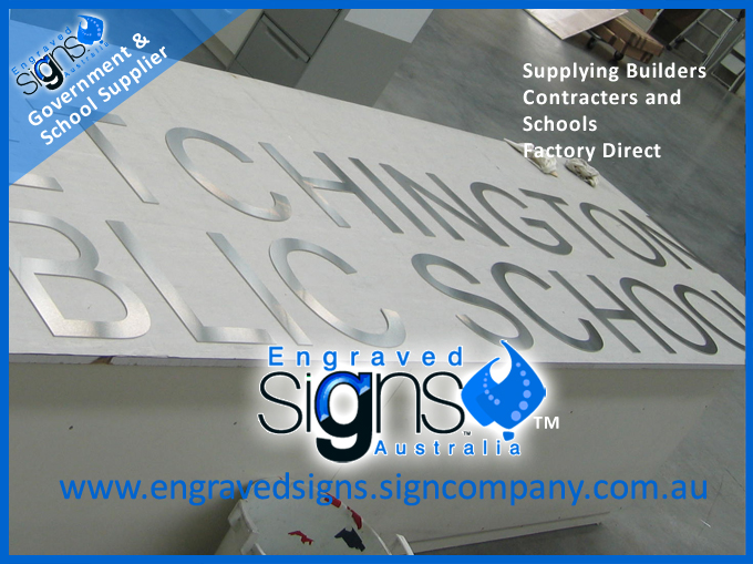 Factory Direct School Sign and Building Company Supplier